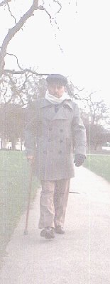 Walking in London 1998